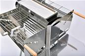 Barbecue Vertical BioGrill Inox