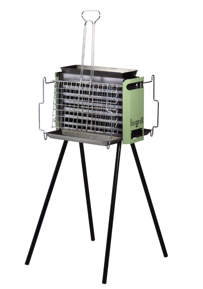 barbecue Vertical inox Biogrill